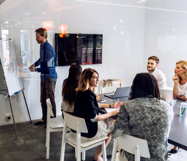 virtual office presentation
